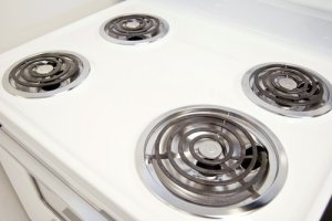 porcelain stove
